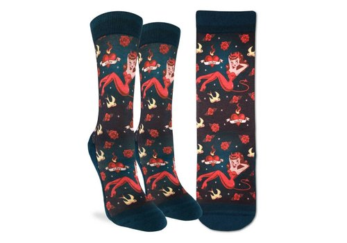 Good Luck Sock Women's She Devil Socks