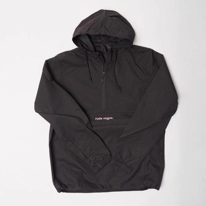 Rude Vogue Anorak Windbreaker