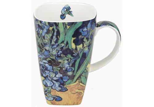 Van Gogh Irises Grande Mug