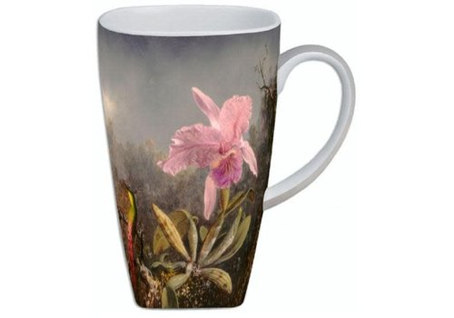 Heade Cattleya Orchid Grande Mug