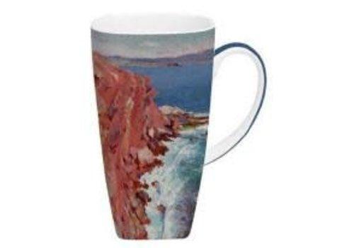 Bruce Red Rock Grande Mug