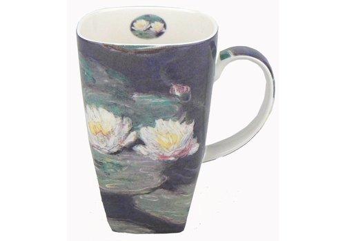 Claude Monet Water Lilies Grande Mug