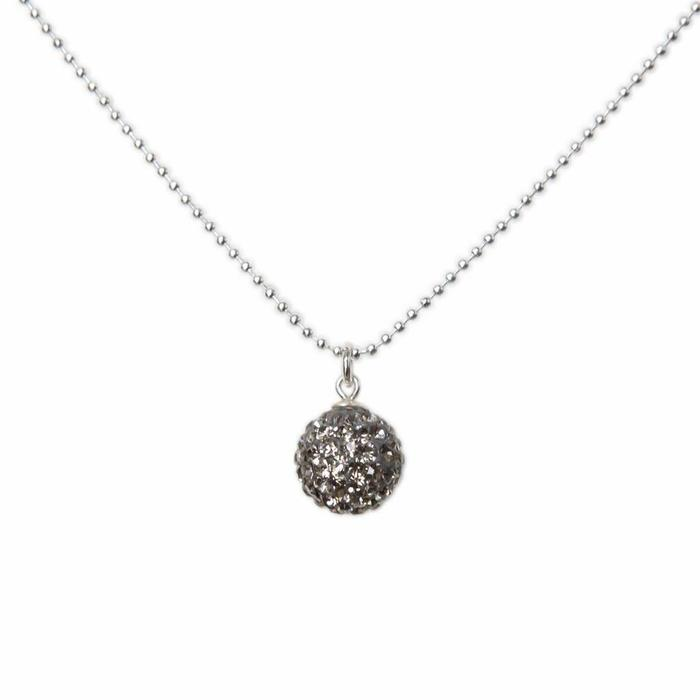 Radiance Necklace Charcoal