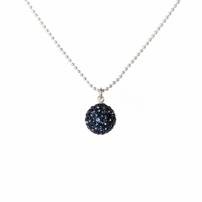 Radiance Necklace Navy