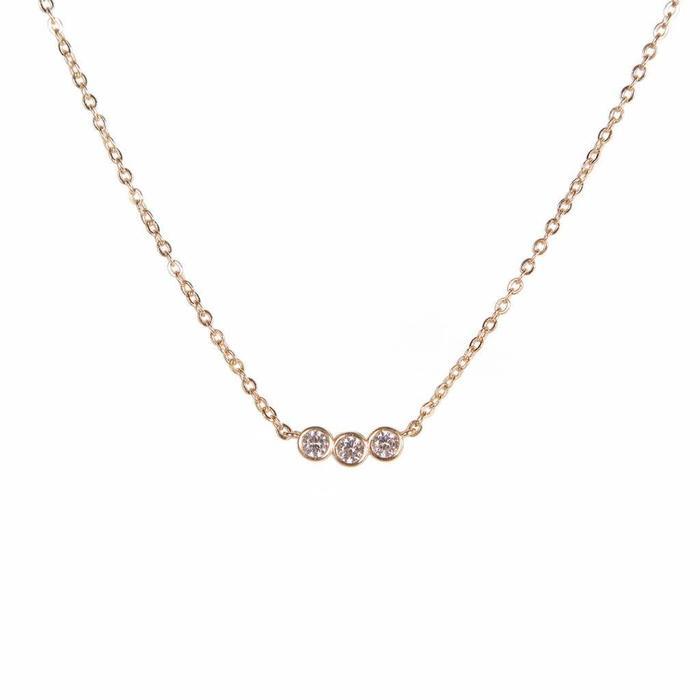 Three Dot Necklace