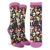 Good Luck Sock Women's Mushrooms Socks