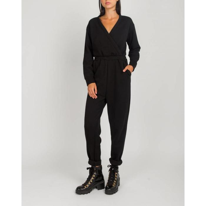 Farrah Fleece Jumpsuit