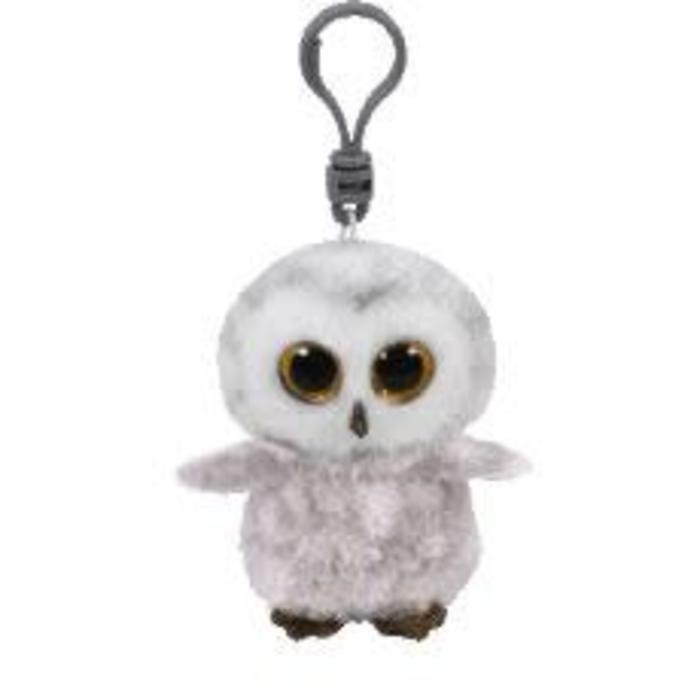 Owlette White Owl Clip
