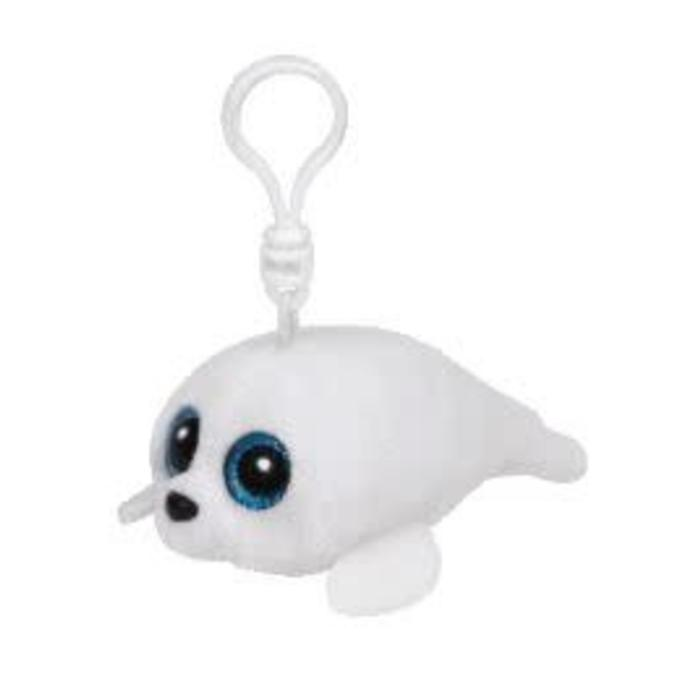 Icy White Seal Clip