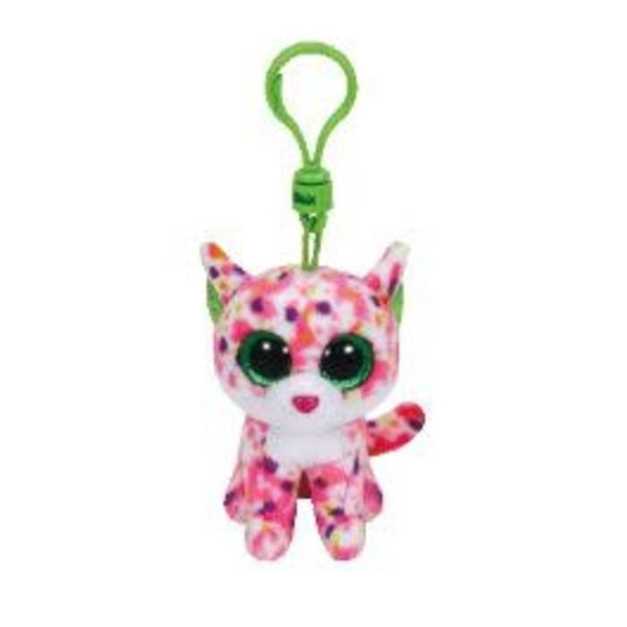 Sophie Pink Cat Clip