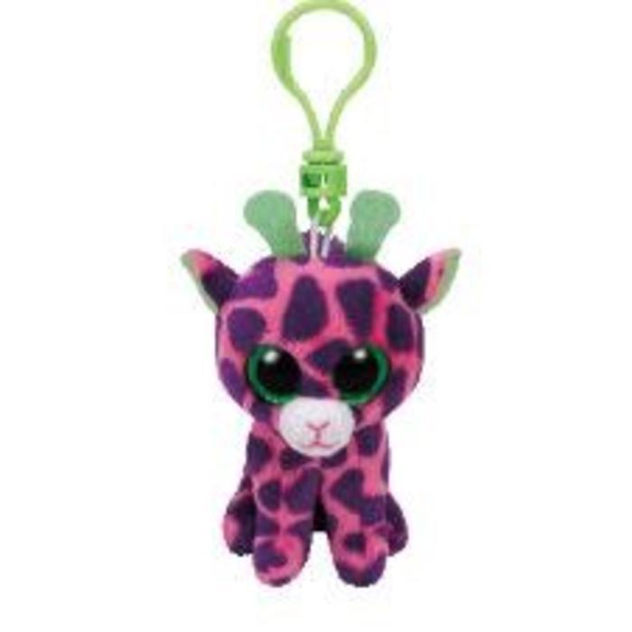 Gilbert Pink Giraffe Clip
