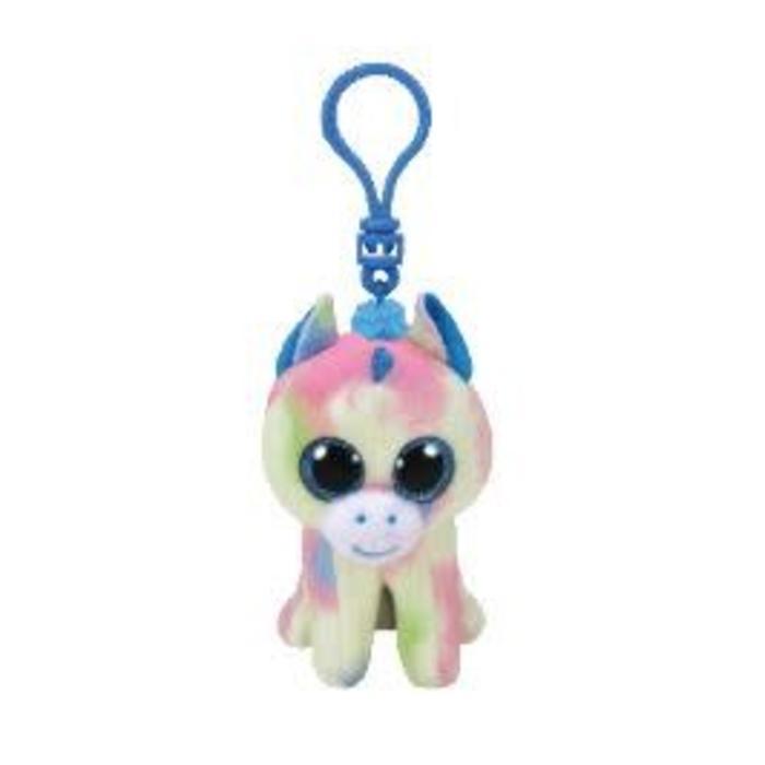Blitz Blue Unicorn Clip