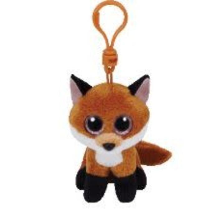 Slick Brown Fox Clip