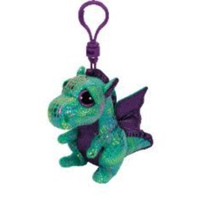 Cinder Green Dragon Clip