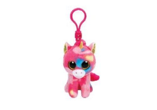Ty Fantasia Multicolor Unicorn Clip