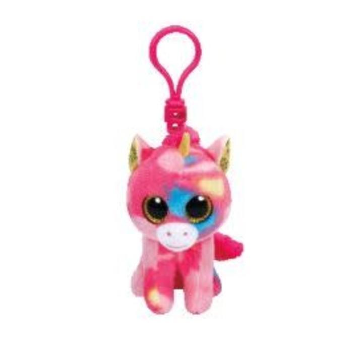 Fantasia Multicolor Unicorn Clip