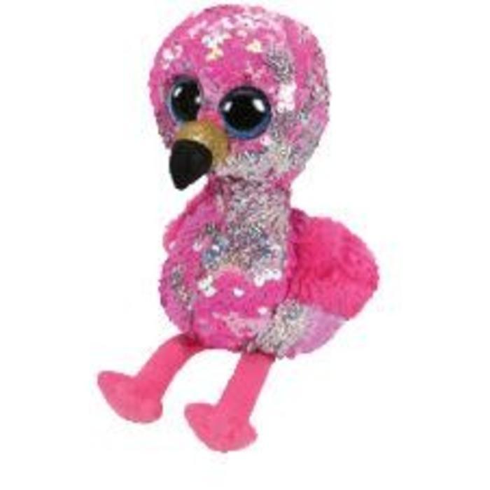 Pinky Sequin Flamingo Regular