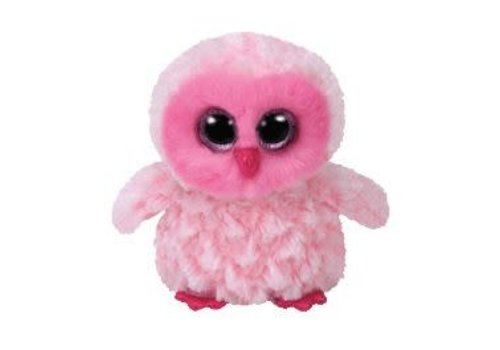 Ty Twiggy Pink Owl Regular