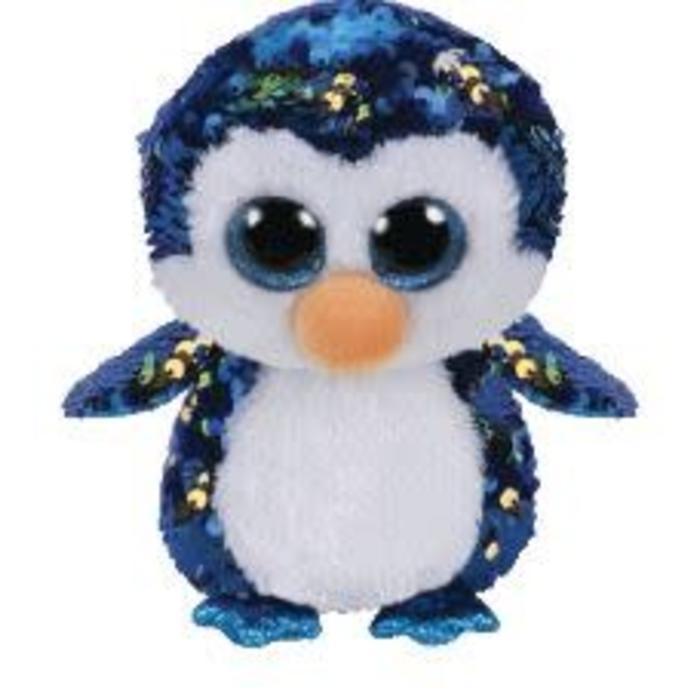 Payton Sequin Penguin Medium