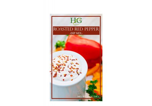 Home & Garden Home & Garden Roasted Pepper Dip