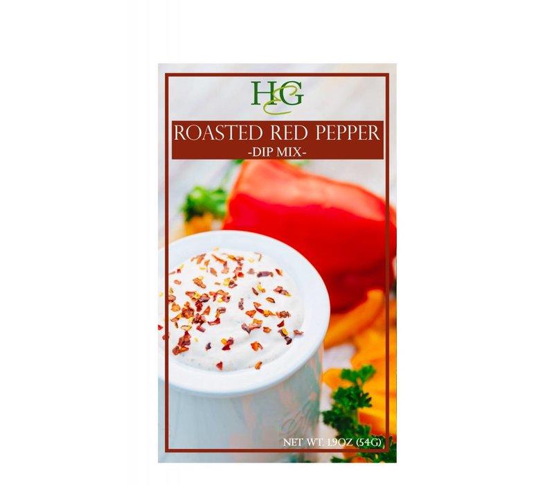 Home & Garden Roasted Pepper Dip