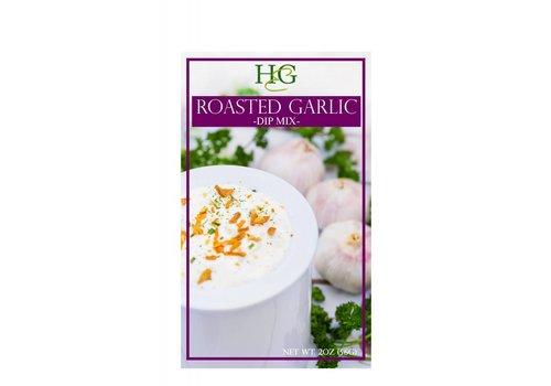 Home & Garden Home & Garden Roasted Garlic Dip