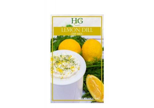 Crave Lemon Dill Dip