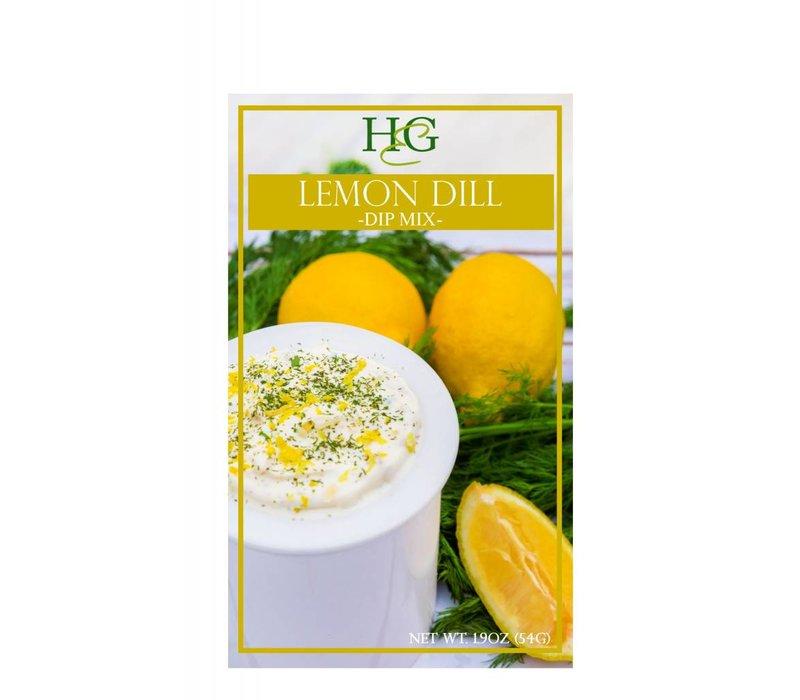 Home & Garden Lemon Dill Dip