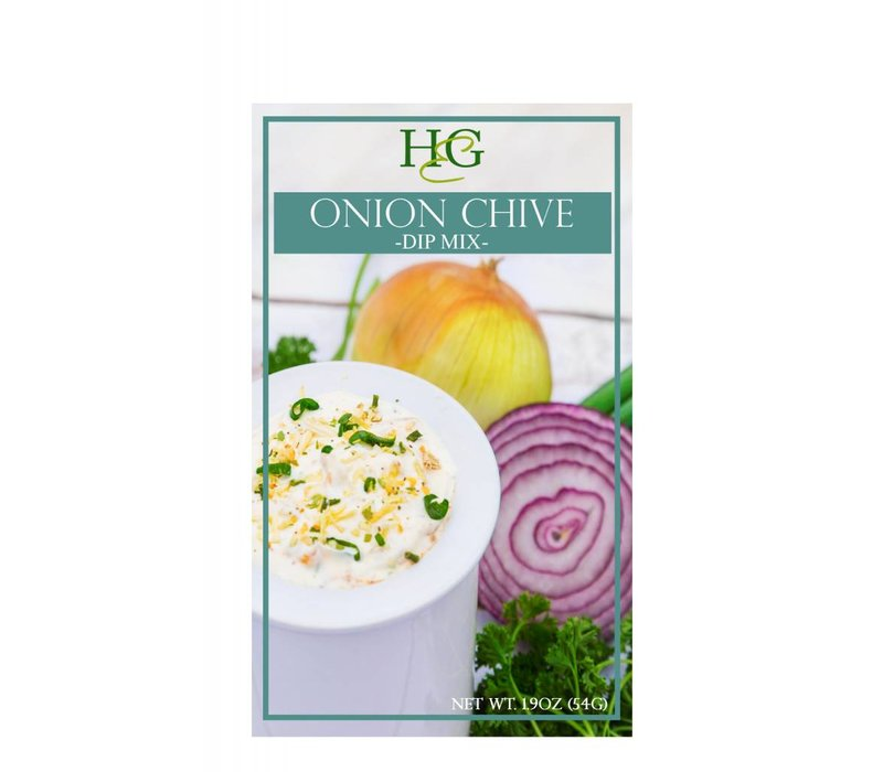 Home & Garden Onion Chive Dip