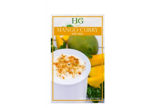Home & Garden Excellence Home & Garden Mango Curry Dip