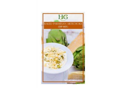 Home & Garden Excellence Home & Garden Baked Parmesan Artichoke Dip