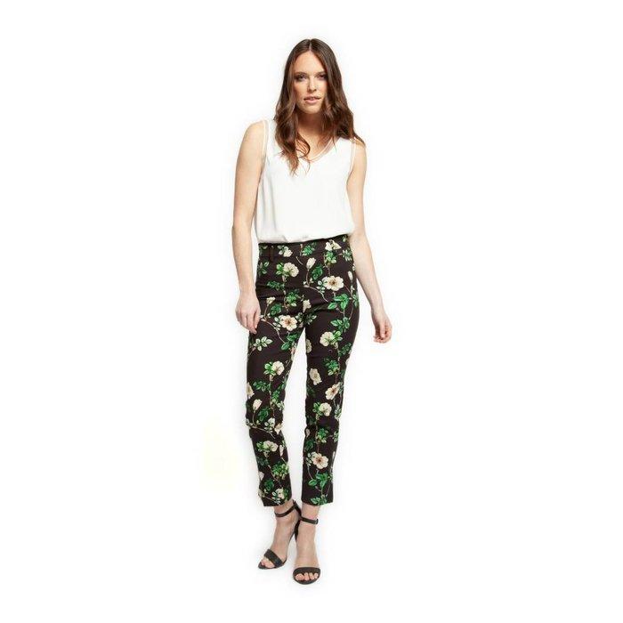 Floral Dress Pants