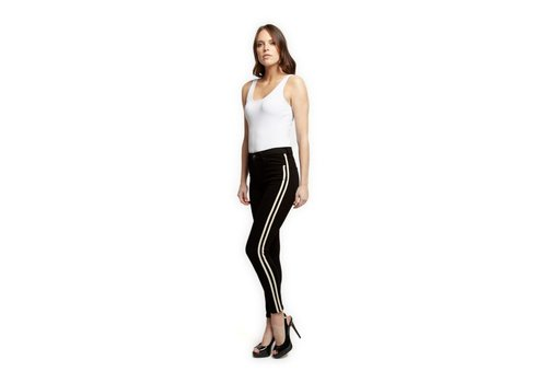 Dex Athletic Side Tape Skinny Jean
