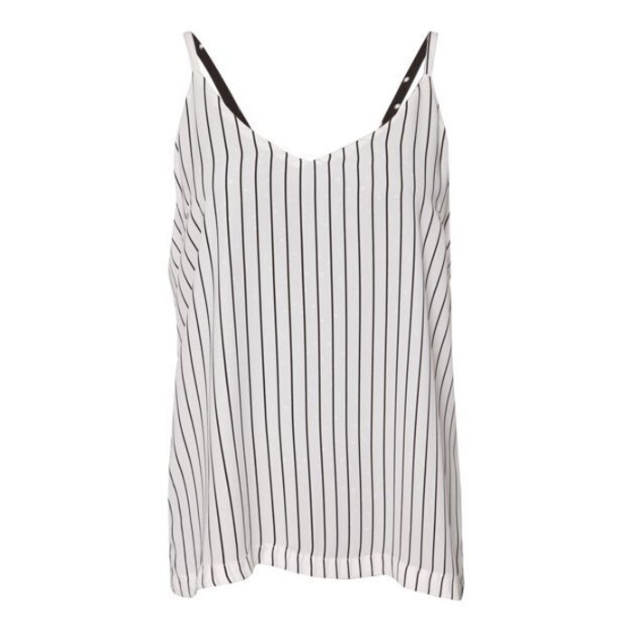 Reversible V Neck Tank Top