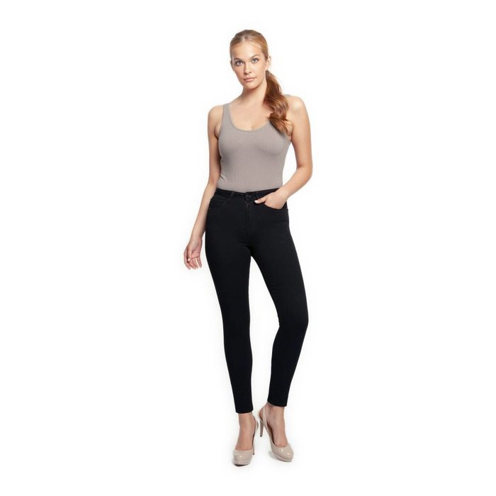 Basic High Rise Skinny Jean