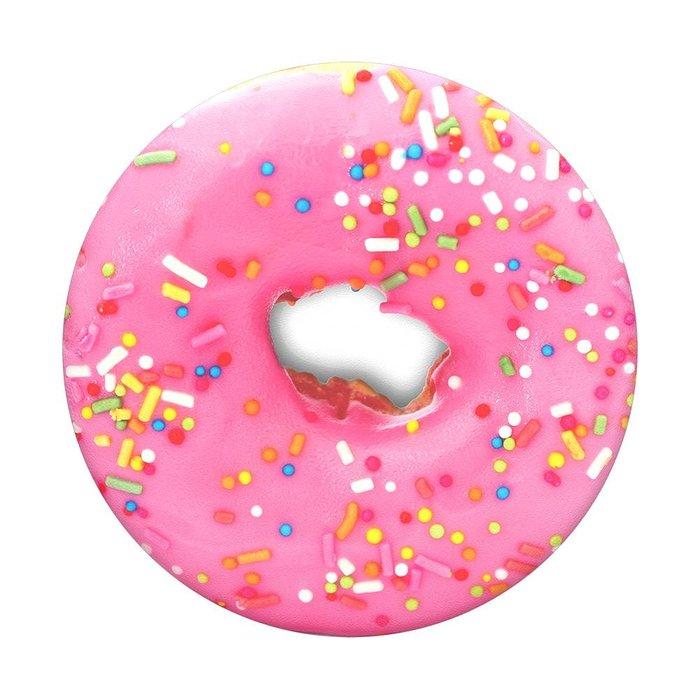 Pop Socket Pink Donut