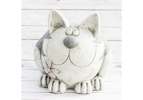 #49-19 Animal Pots & Pot Heads Cat Pot 33 x 31 x 35cm