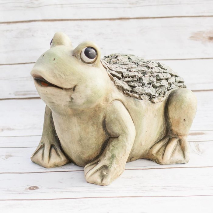 Frog Decor Small 34 x 26 x 25cm