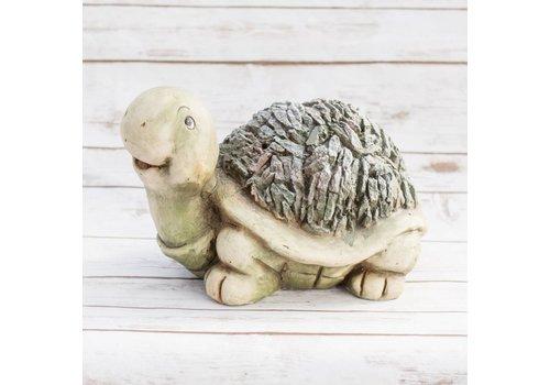 #49-19 Animal Pots & Pot Heads Turtle Decor Small 34 x 25 x 21cm