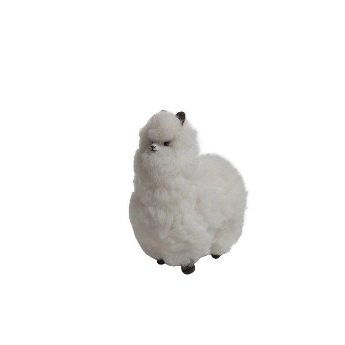 "Alpaca White 12"""
