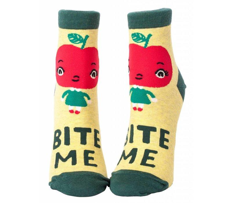 Bite Me Ankle Socks