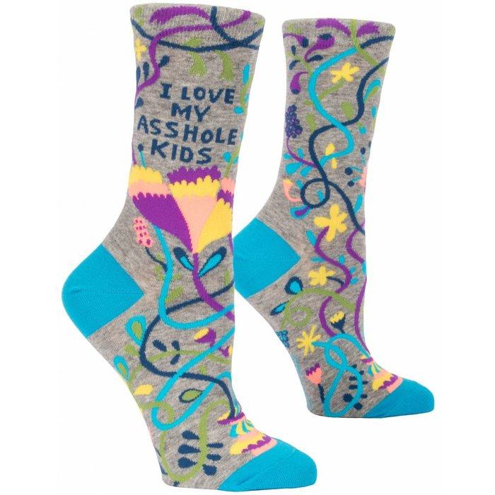 Love my Kids Crew Sock
