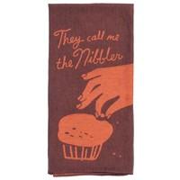 Dish Towel Call Me the Nibbler