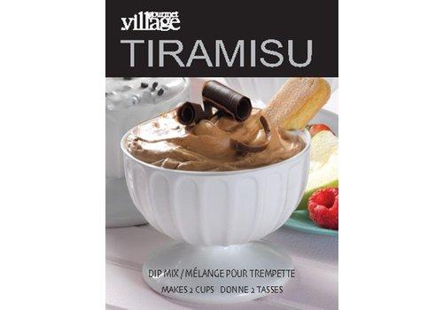 Gourmet Du Village Dip Recipe Box Tiramisu