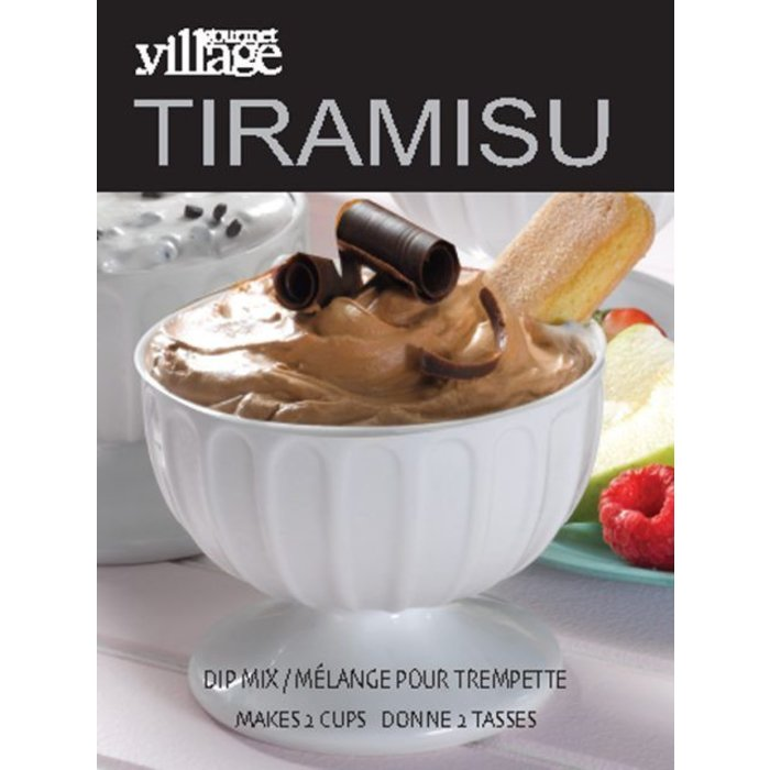 Dip Recipe Box Tiramisu