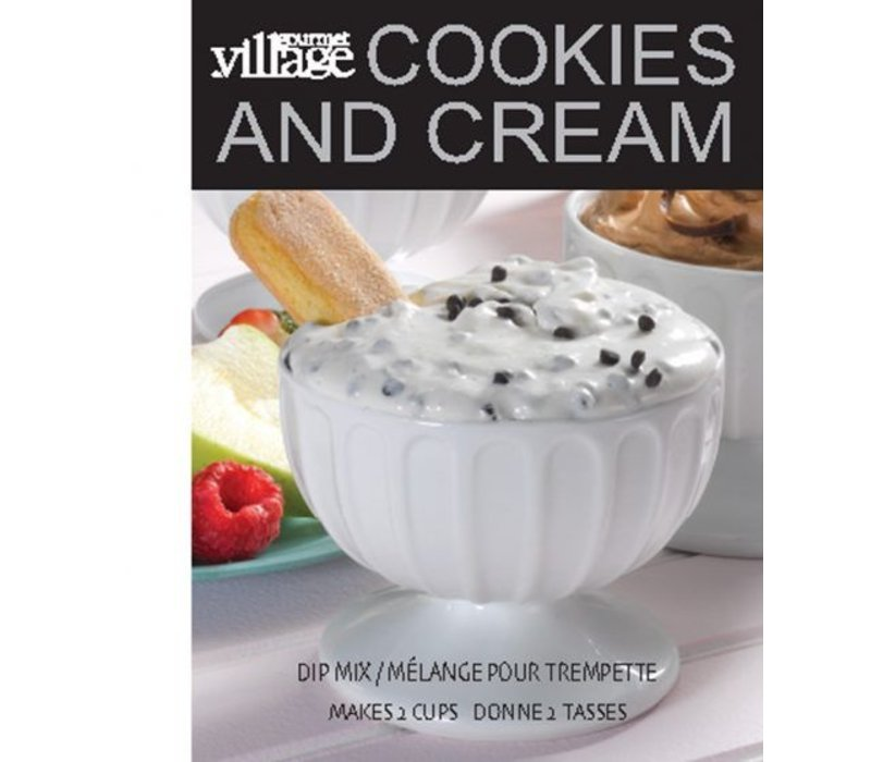 Dip Recipe Box Cookies and Cream