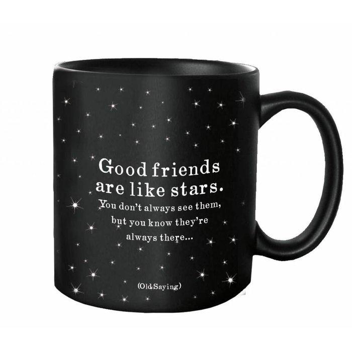 Mug Good Friends Are Like Stars