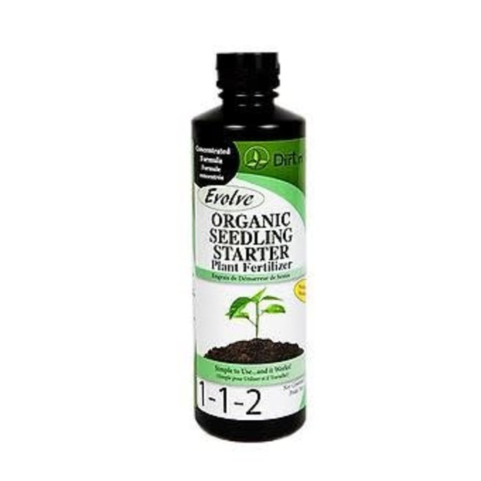 Seedling Starter 1-1-2 500ml