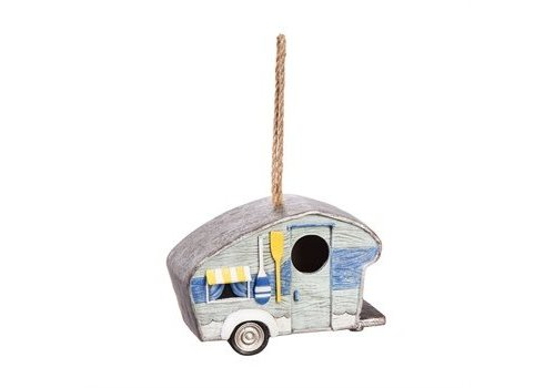 Evergreen Waterside Camper Birdhouse