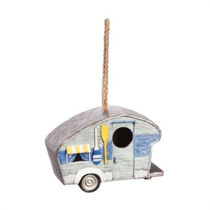 Waterside Camper Birdhouse